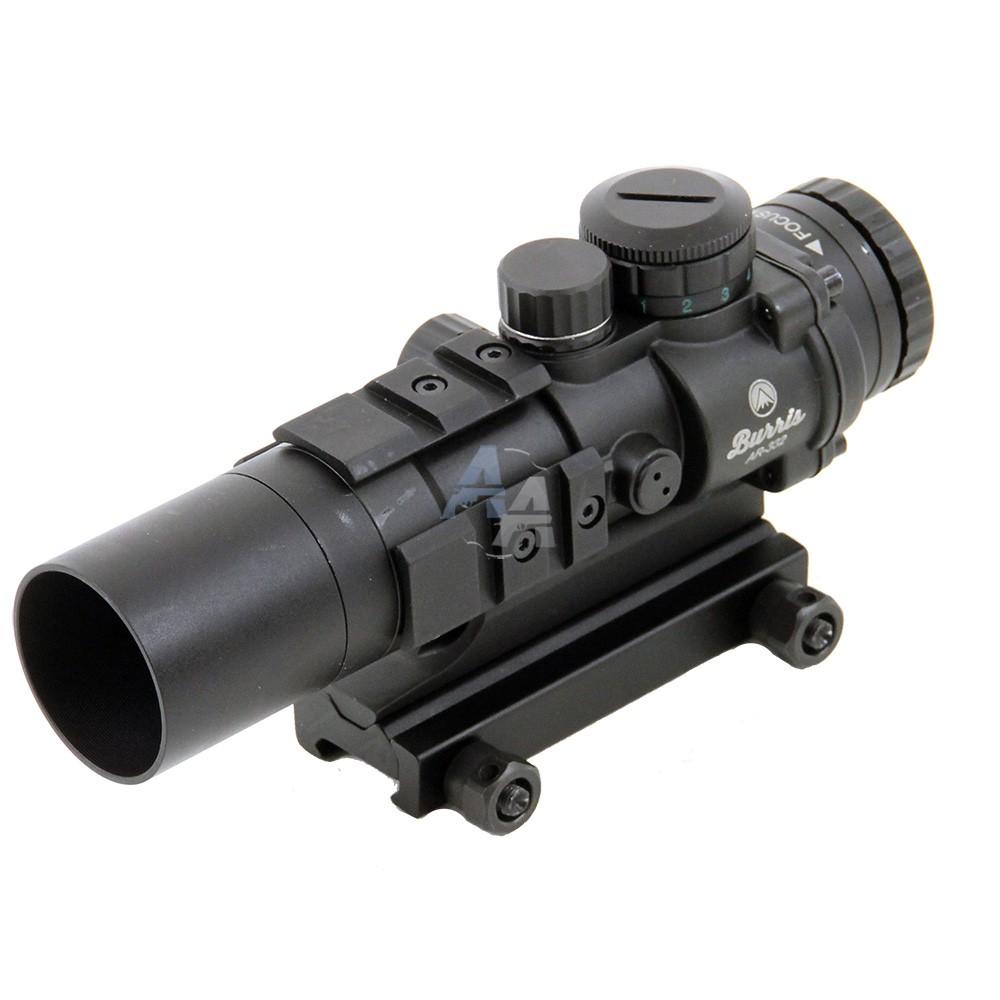 ... cette optique de combat jouit en plus d un réticule lumineux ajustable  et d une résistance incroyable. Lunette Burris AR-332 Prism Sight 3x32 ... e605a9361d6a