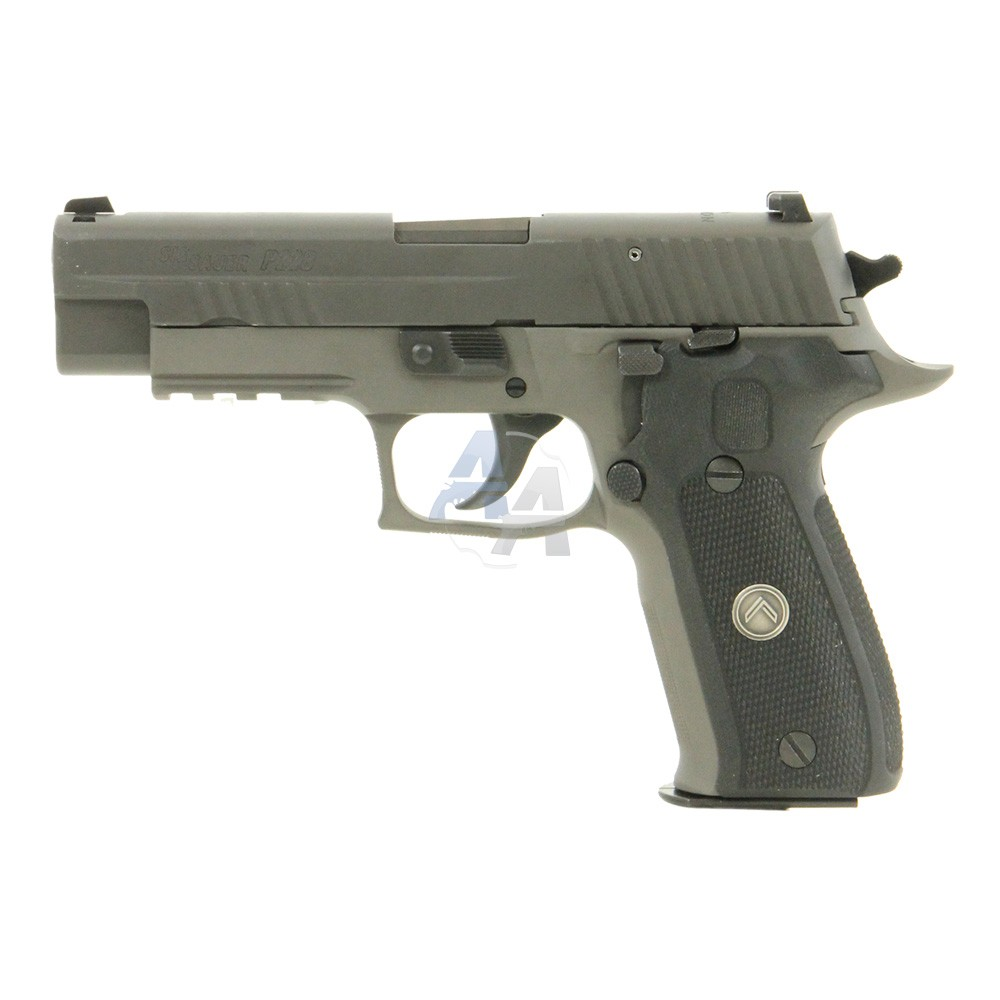 Pistolet sig sauer p226 legion full size 9x19 mm for Temoin chambre vide sig sauer