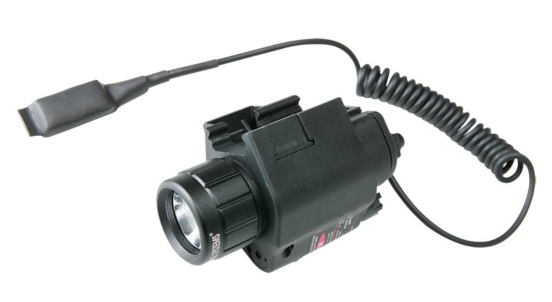 Lampe Laser Tactical