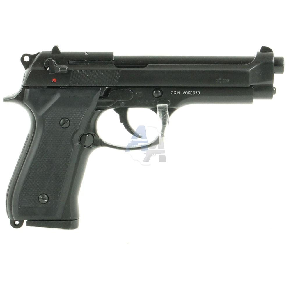 Pistolet bruni 92 noir pack d fense discount for Arme defense maison