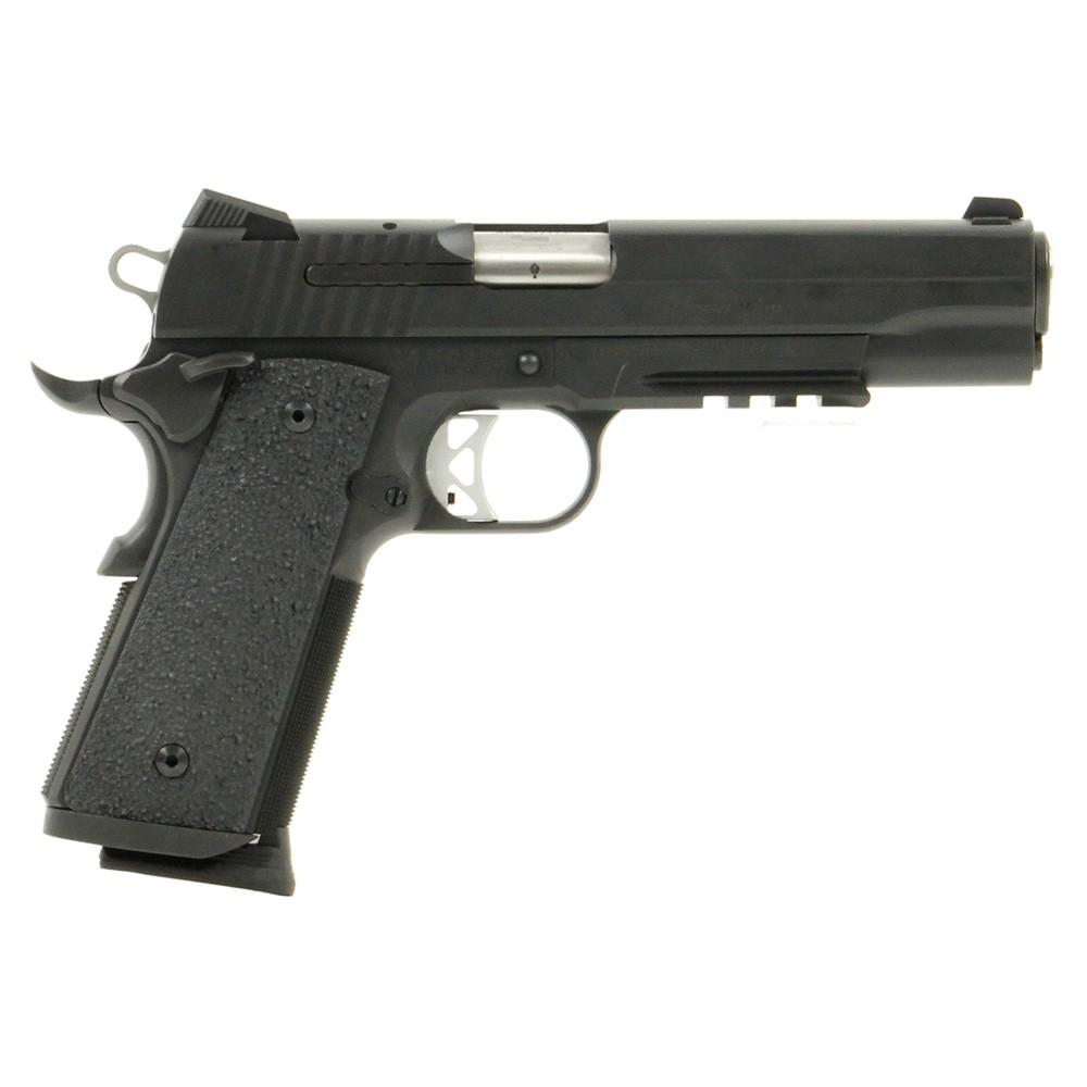 Pistolet sig sauer 1911 tacops calibre 45 acp for Temoin chambre vide sig sauer