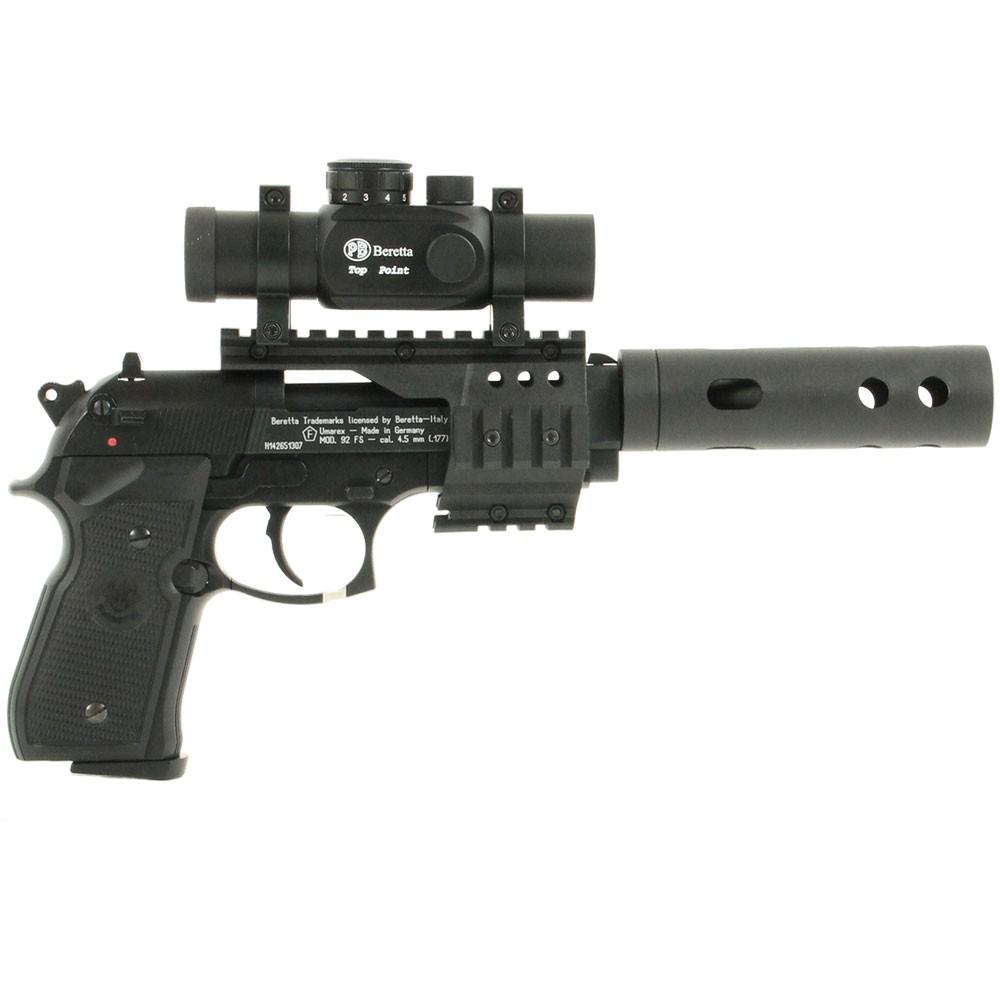 beretta 92 xx treme umarex pistolet plombs pistolets et revolvers plombs carabines. Black Bedroom Furniture Sets. Home Design Ideas