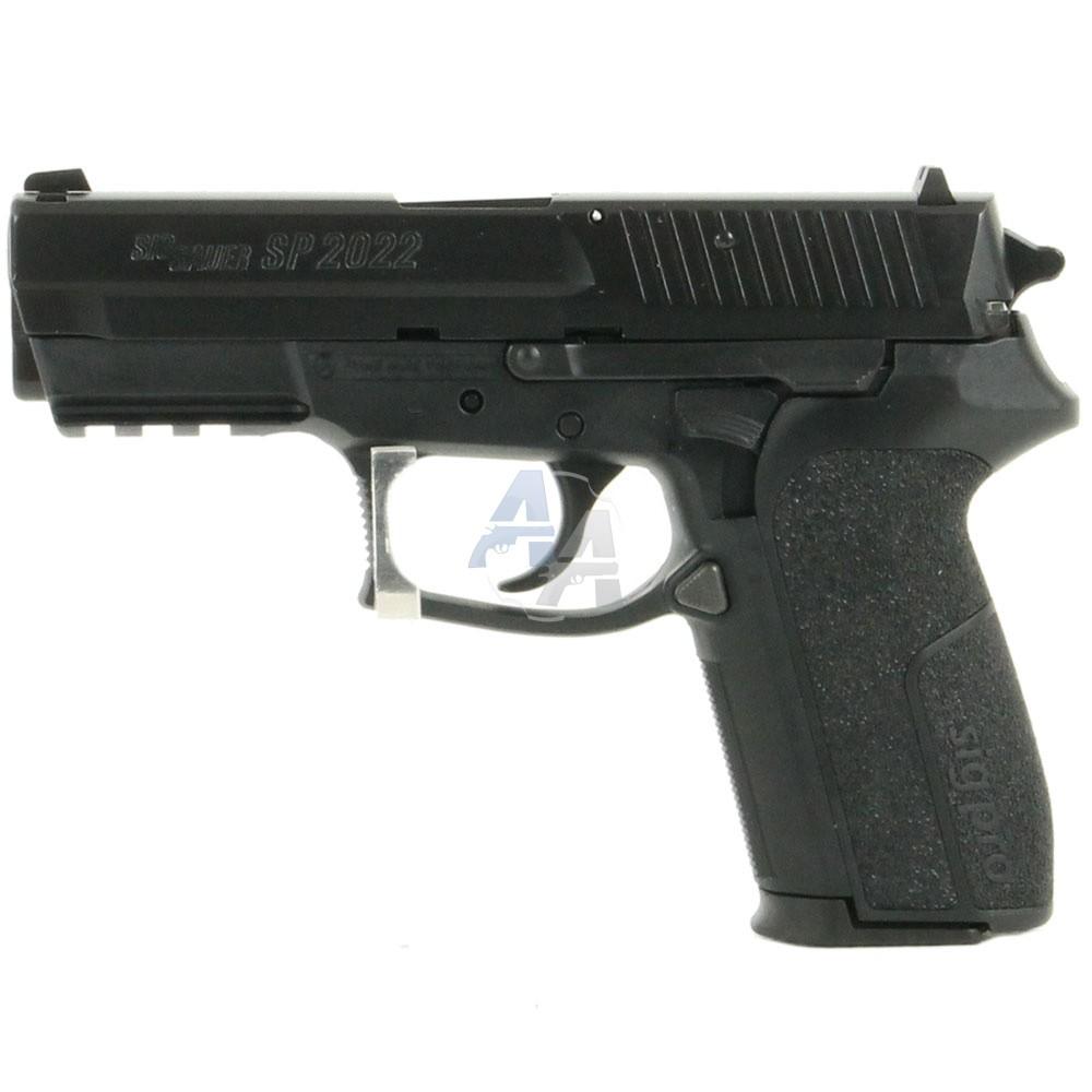 Pistolet sig sauer sp2022 calibre au choix for Temoin chambre vide sig sauer