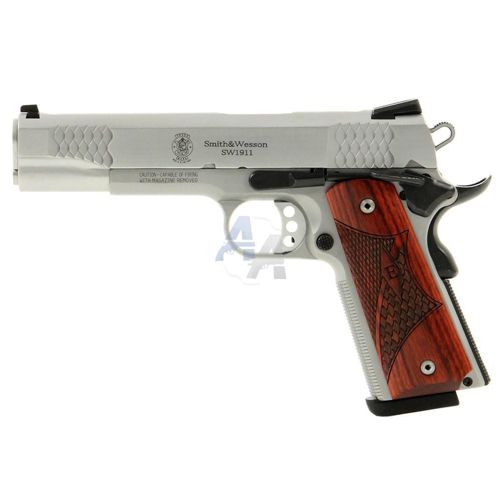 Smith & Wesson numéro de série datant