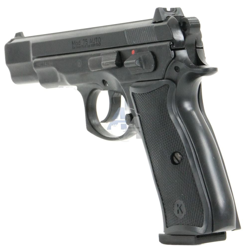 pistolet kimar 75 auto pack lectrique discount arme de d fense la d fense. Black Bedroom Furniture Sets. Home Design Ideas