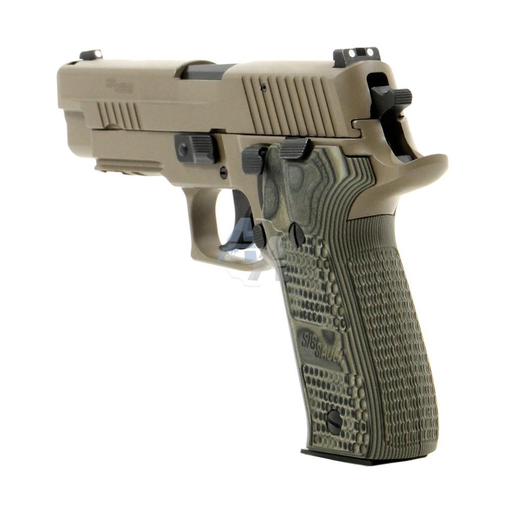 Pistolet sig sauer p226 scorpion 9x19 mm for Temoin chambre vide sig sauer